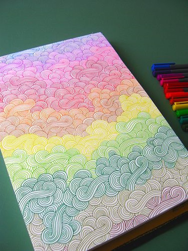 Beautiful Doodle Art Ideas  (41)