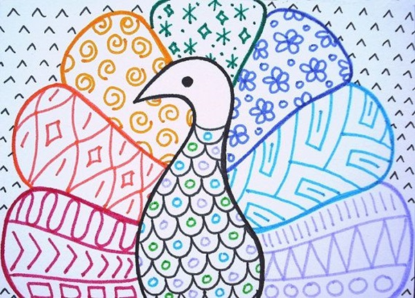Beautiful Doodle Art Ideas  (43)