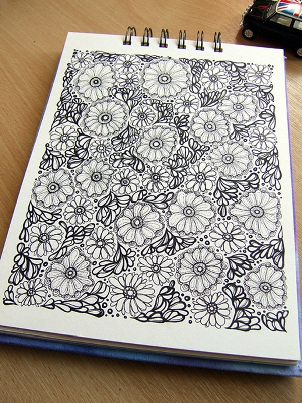Beautiful Doodle Art Ideas  (46)