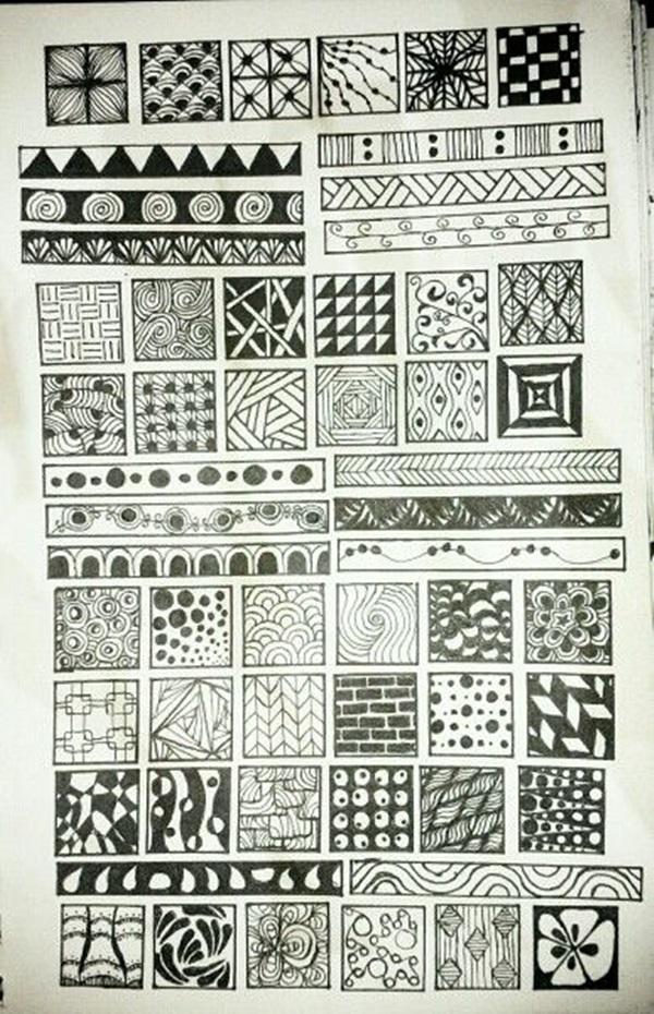Beautiful Doodle Art Ideas  (6)