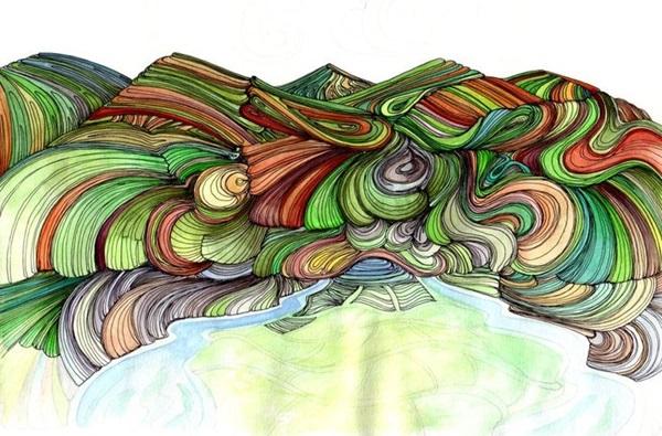 Beautiful Doodle Art Ideas  (8)