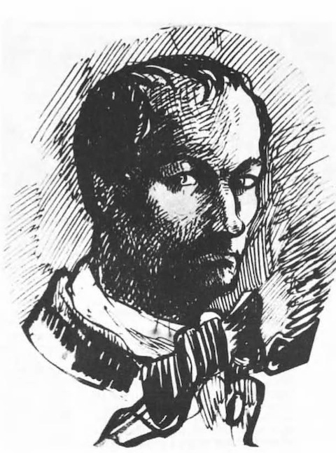 self portraits Charles Baudelaire