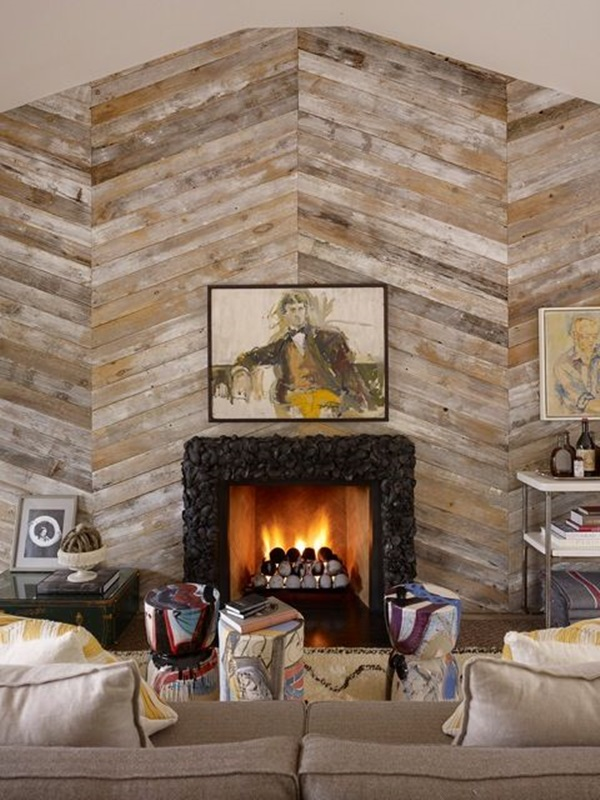 Cool Wood Wall Ideas (10)