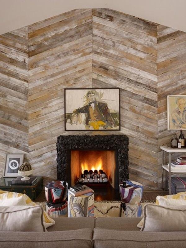 Cool Wood Wall Ideas (10)