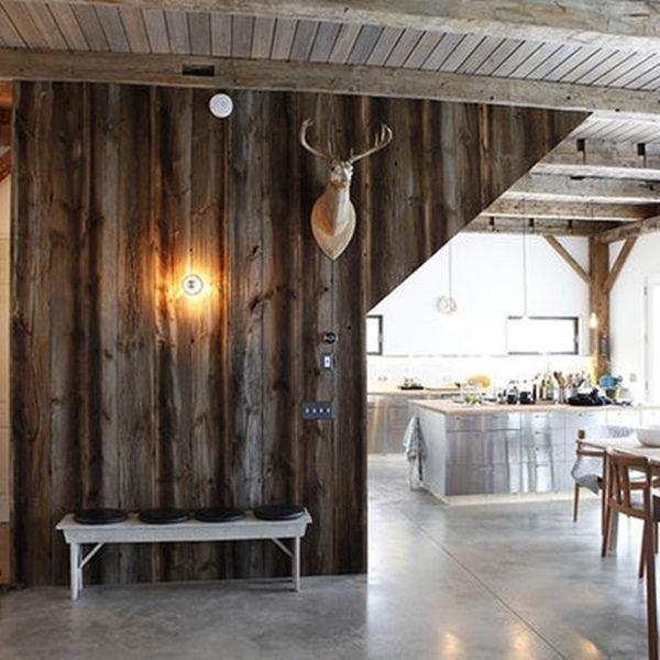 Cool Wood Wall Ideas (21)