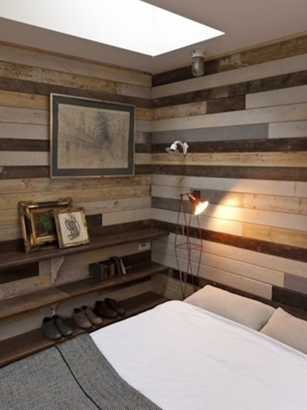 Cool Wood Wall Ideas (23)