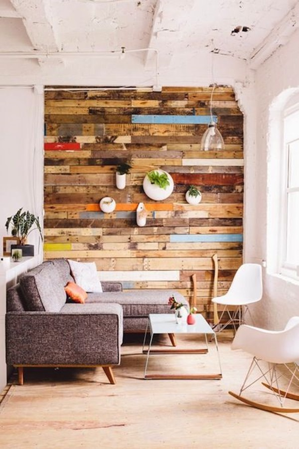 Cool Wood Wall Ideas (24)