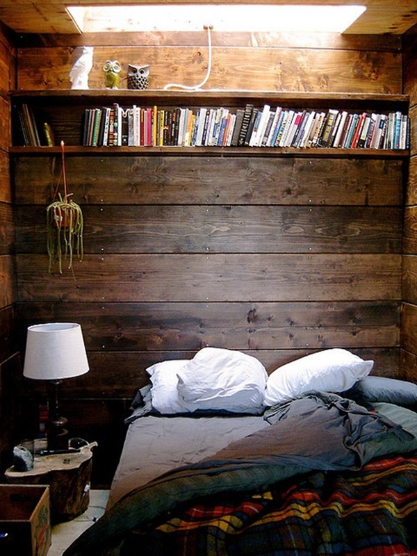 Cool Wood Wall Ideas (26)