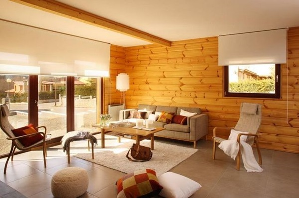 Cool Wood Wall Ideas (27)
