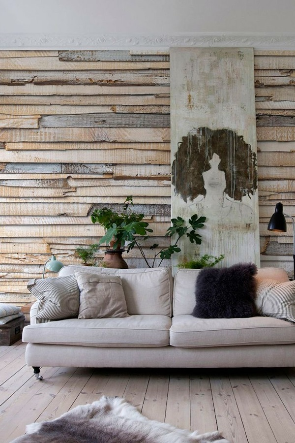 Cool Wood Wall Ideas (4)