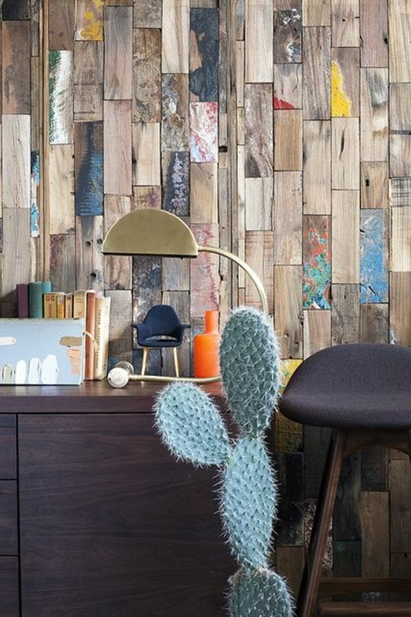 Cool Wood Wall Ideas (6)