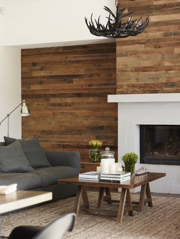 Cool Wood Wall Ideas (9)