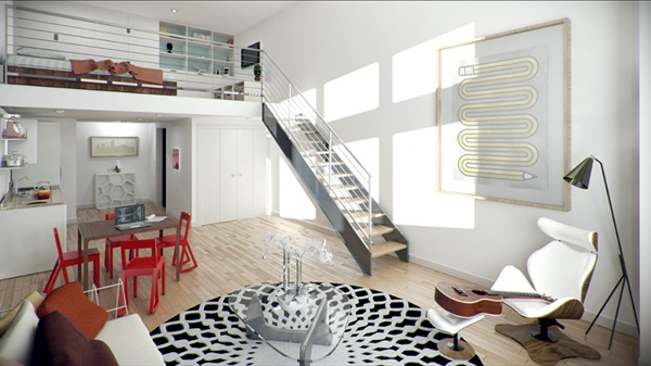 Loft Conversion design ideas (15)