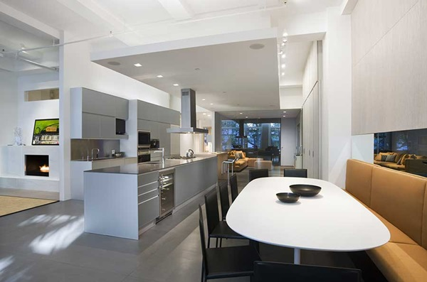 22 Street Loft, Location: New York, NY, Architect: Weisz + Yoes Architects