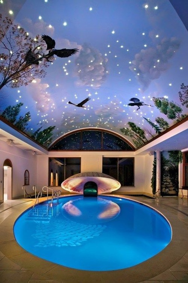 Ridiculously Cool Indoor Pool Ideas (10)