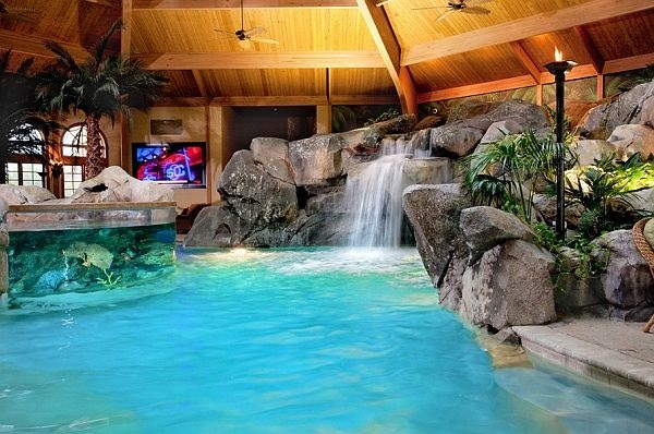 Ridiculously Cool Indoor Pool Ideas (11)
