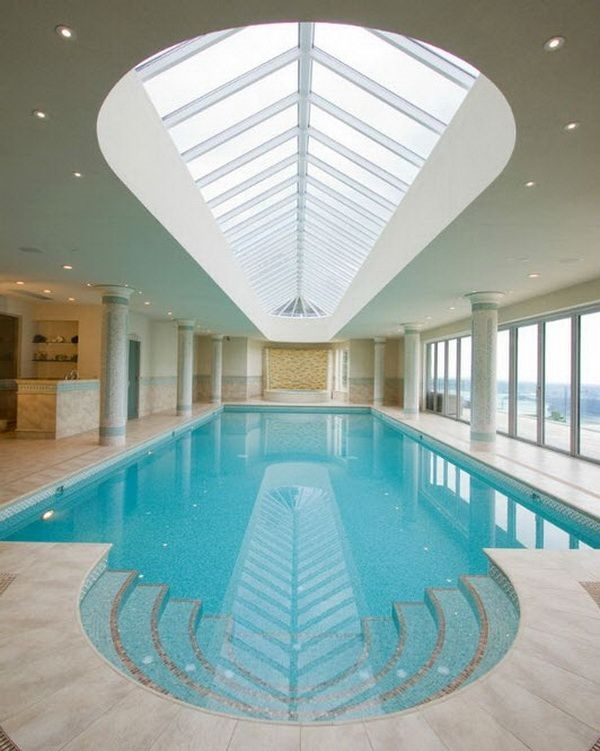Ridiculously Cool Indoor Pool Ideas (2)