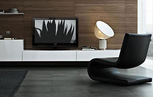 Ways to Decorate the TV wall (14)