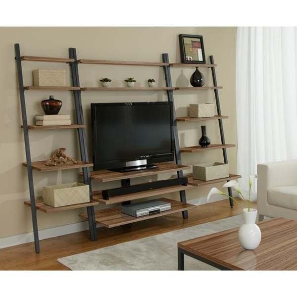 Ways to Decorate the TV wall (19)