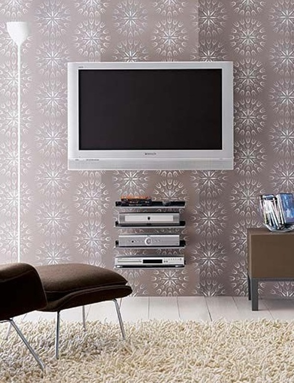 Ways to Decorate the TV wall (32)