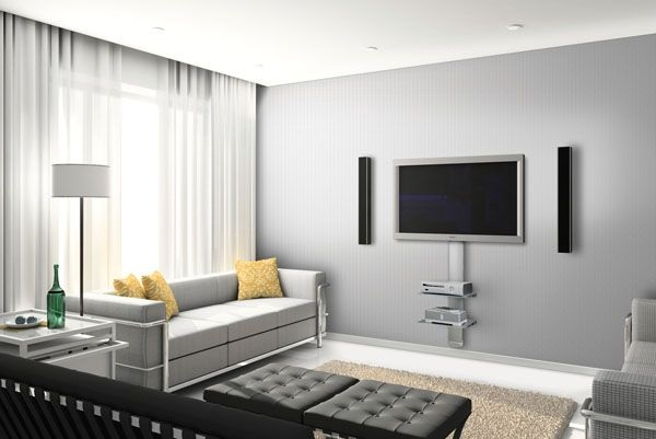 Ways to Decorate the TV wall (4)