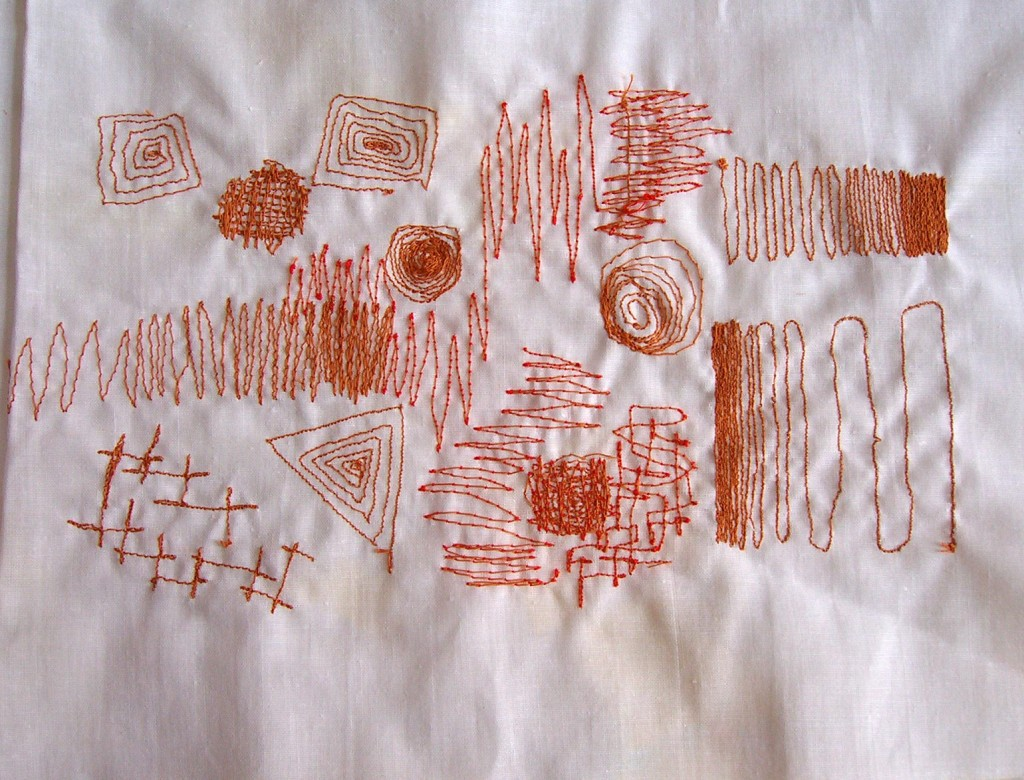 machine embroidery 2