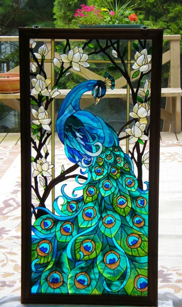 painting on glass objects 8