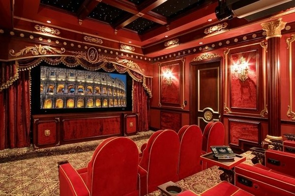 Amazing Home Theater Designs and Ideas (1)