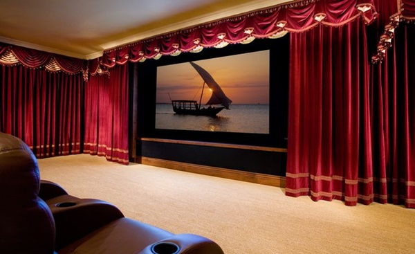 Amazing Home Theater Designs and Ideas (20)