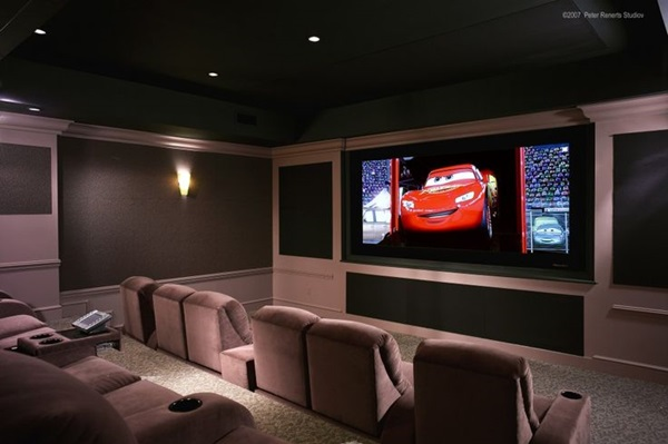 Amazing Home Theater Designs and Ideas (25)