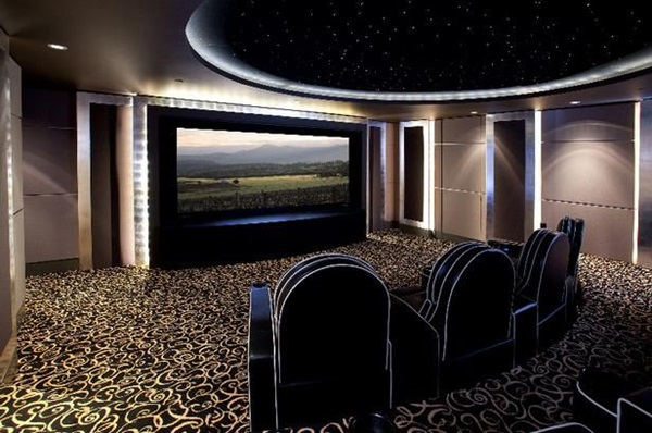 Amazing Home Theater Designs and Ideas (34)