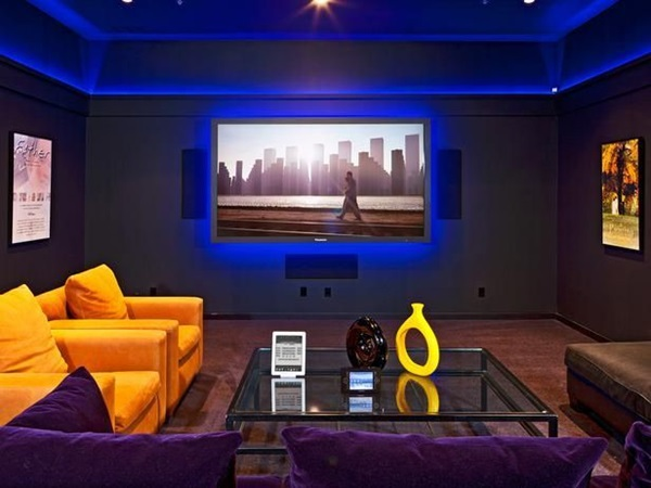 Amazing Home Theater Designs and Ideas (39)