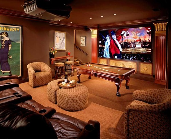 Amazing Home Theater Designs and Ideas (4)
