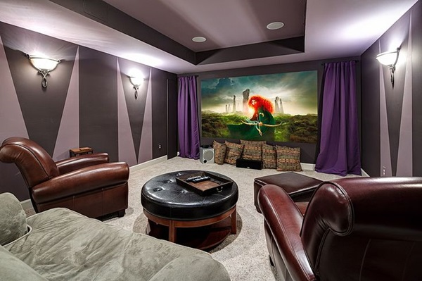 Amazing Home Theater Designs and Ideas (5)