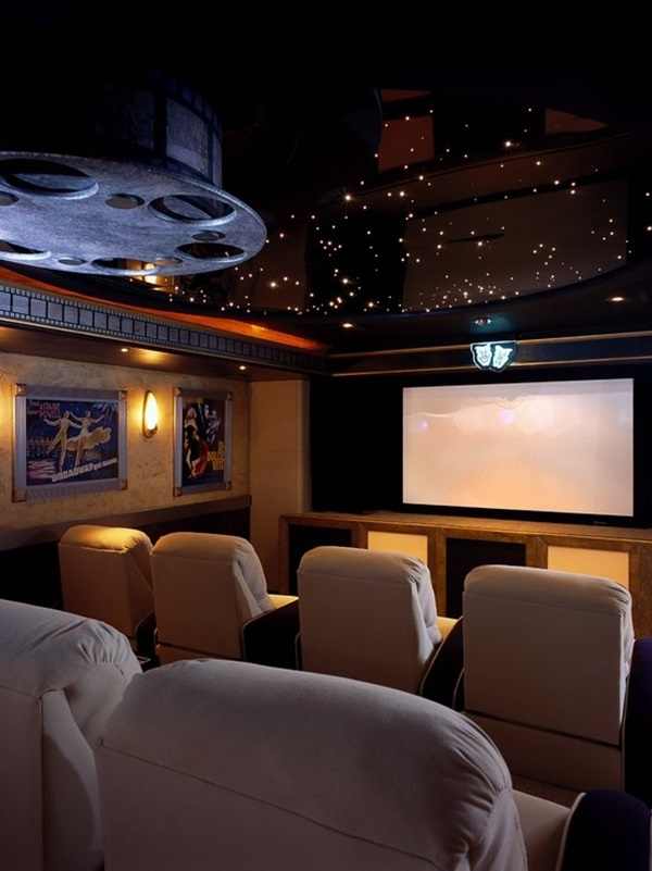Amazing Home Theater Designs and Ideas (6)