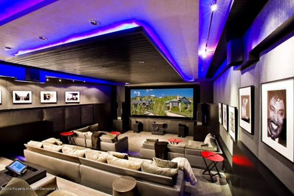 Amazing Home Theater Designs and Ideas (9)
