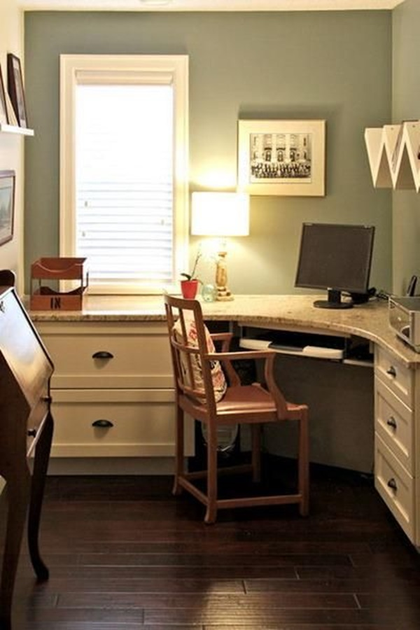 Beautiful Desk Designs And Set Ups (22)