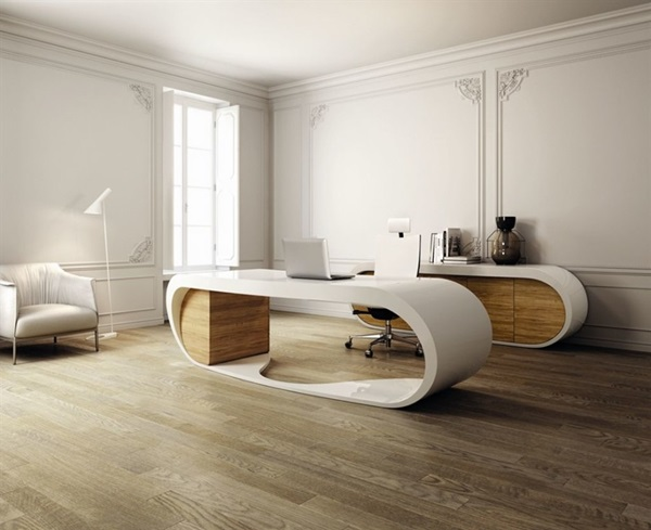 Beautiful Desk Designs And Set Ups (40)
