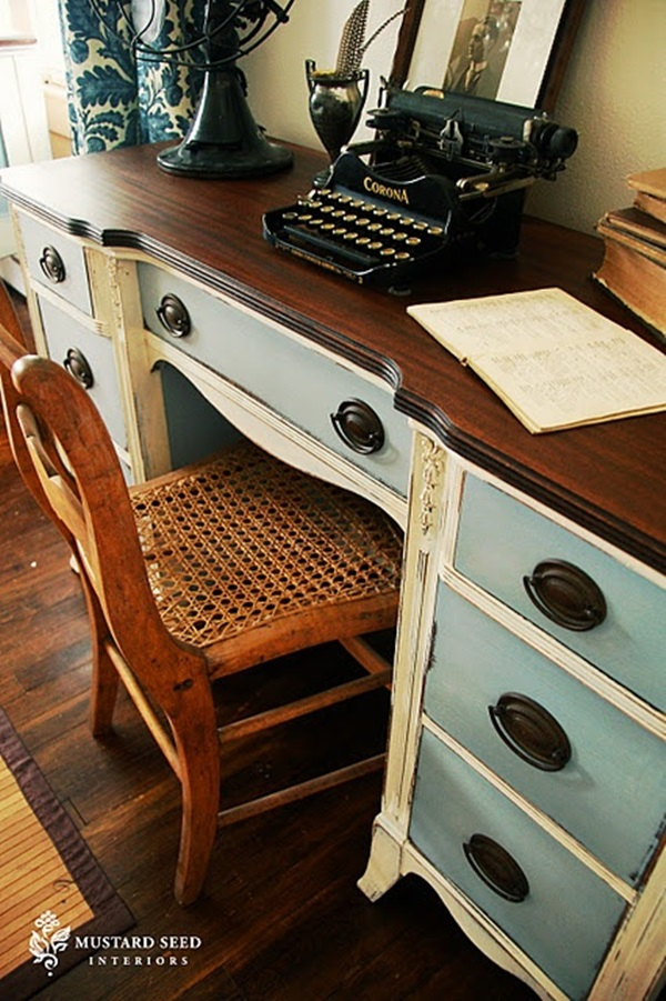 Beautiful Desk Designs And Set Ups (5)