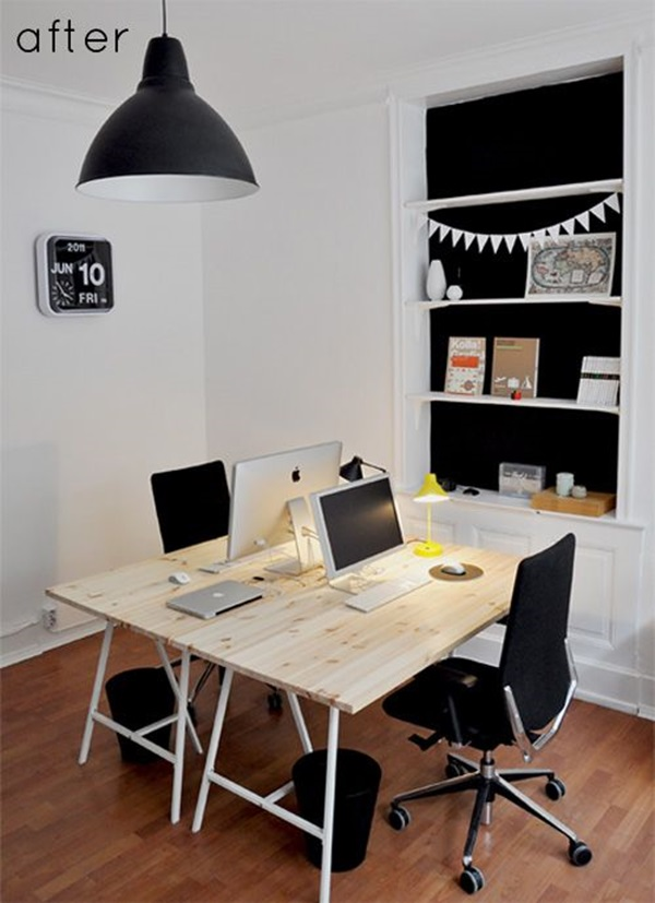 Beautiful Desk Designs And Set Ups (6)