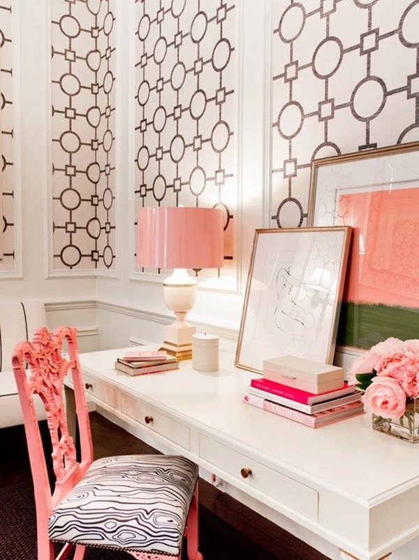 Beautiful Desk Designs And Set Ups (9)