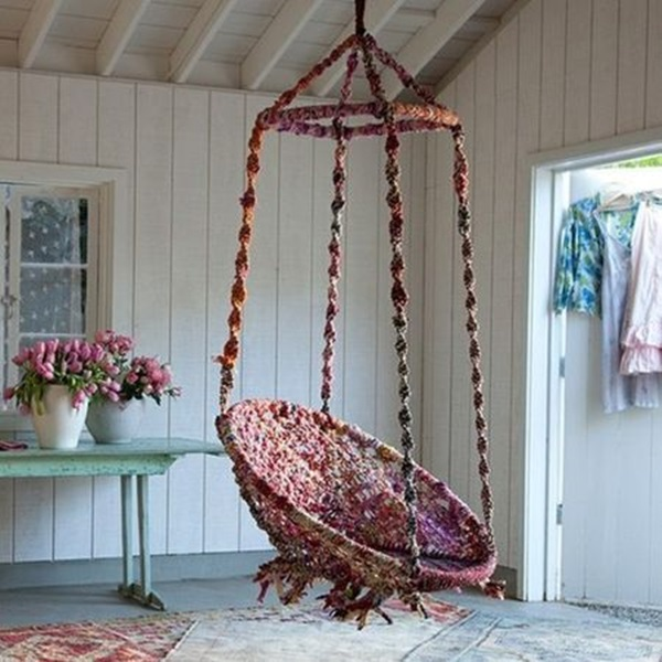 Comfortable Swing Set Designs (36)