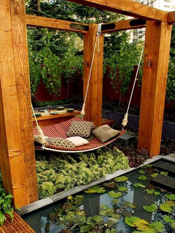 Comfortable Swing Set Designs (40)