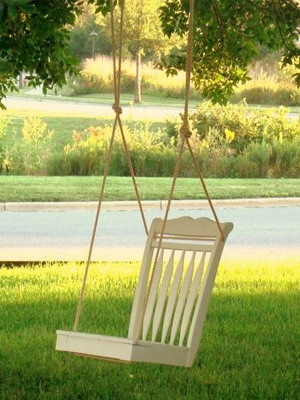 Comfortable Swing Set Designs (60)
