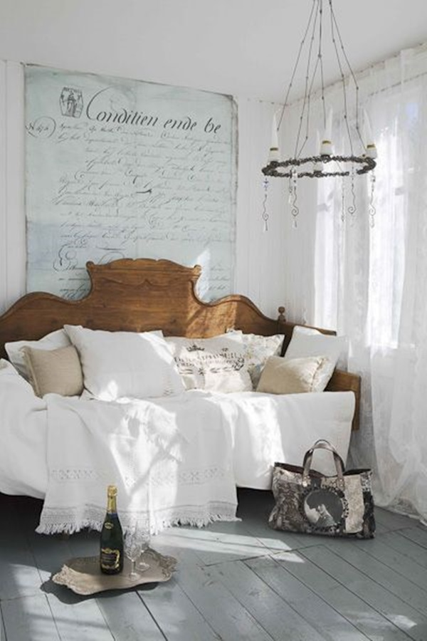 Comfy Cottage Style Bedroom Ideas  (10)