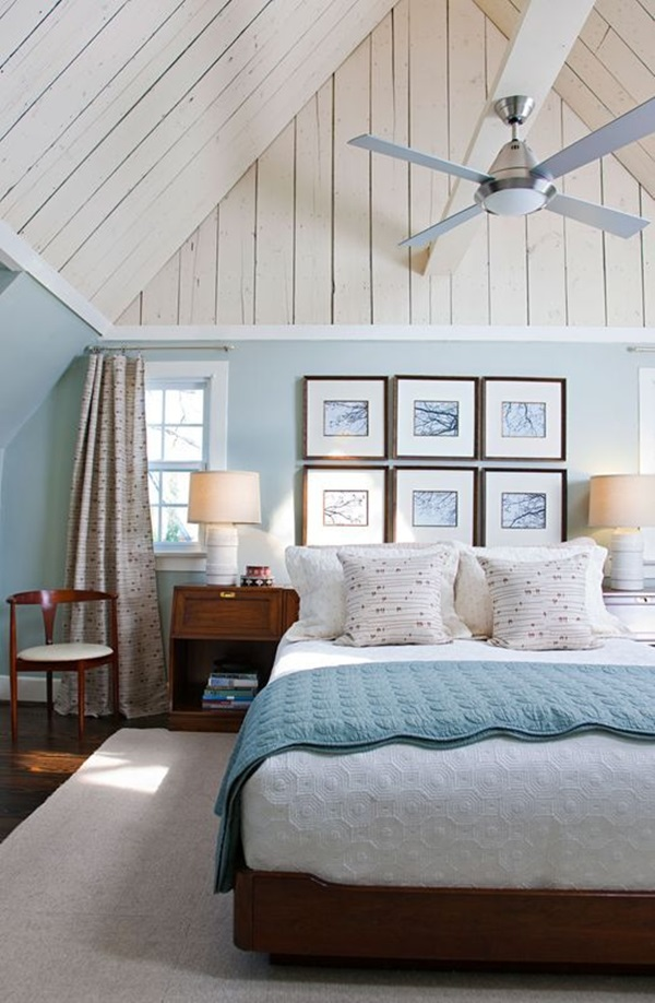 Comfy Cottage Style Bedroom Ideas  (13)