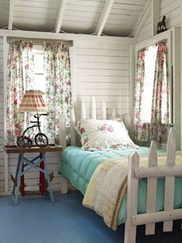 Comfy Cottage Style Bedroom Ideas  (14)