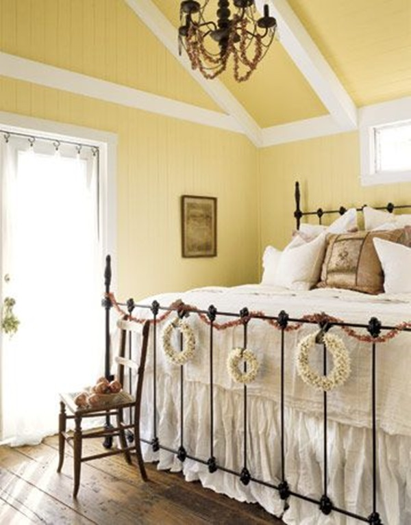 Comfy Cottage Style Bedroom Ideas  (15)