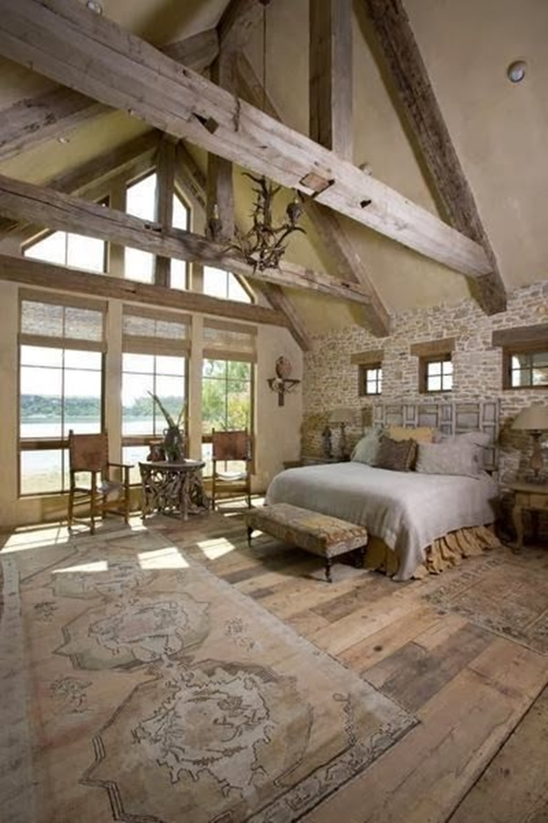 Comfy Cottage Style Bedroom Ideas  (3)