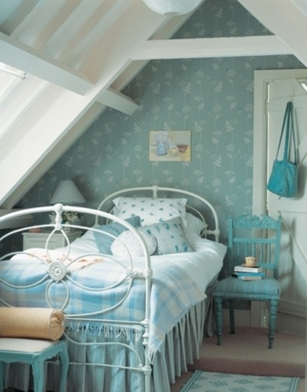 Comfy Cottage Style Bedroom Ideas  (5)
